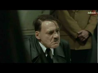 Гитлер не смог достать пропуск на лекторий в Политех