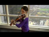 Hilary Hahn, Grave, Violin Sonata No. 2 - BACH &amp friends - Michael Lawrence Films