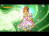 Winx Club: Season 7, Episode 3 - Butterflix Transformation! HD!