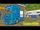 Alex Dubois Scania R500 - ETS2 Mods