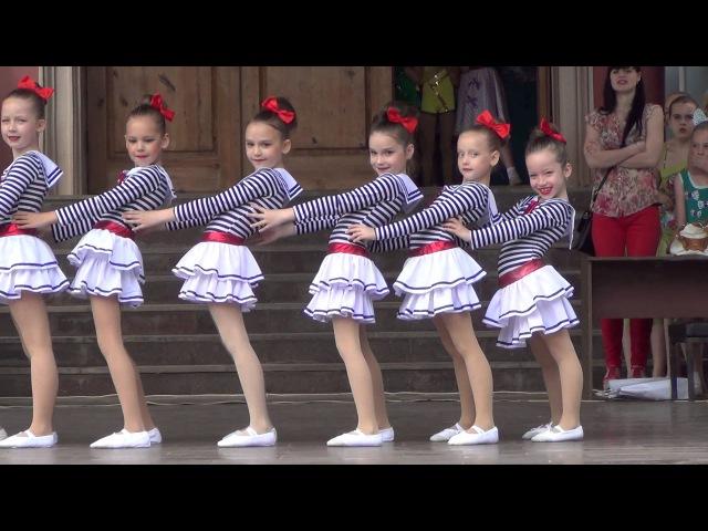 На палубі матроси - Ансамбль эстрадного танца Виктория