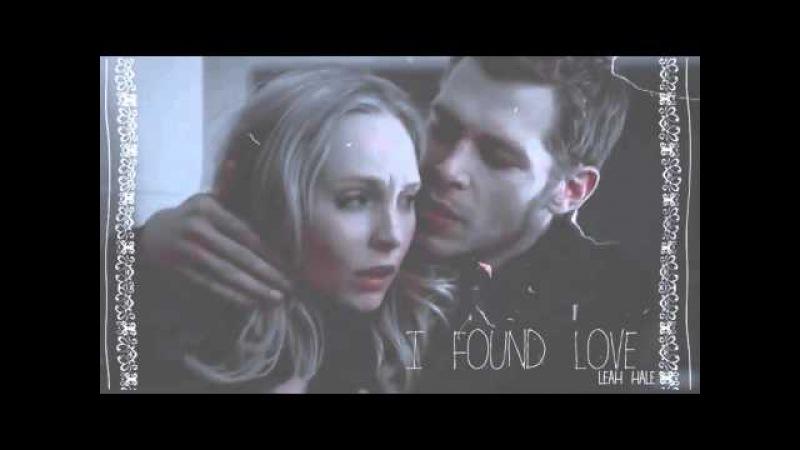 •• [TVD] Caroline Klaus | I Found Love (Tyler)
