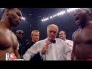 Майк Тайсон - Джулиус Фрэнсис 51 1 Mike Tyson vs Julius Francis