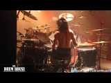 Frost (Satyricon) Drumming - 'Drum solo + Now, Diabolical' live drum cam