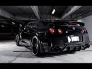 Тест Драйв от Давидыча Nissan GT R R35