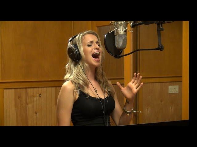 Gabriela Gunčíková - How to Sing Wasted Time - Skid Row - KenTamplin Vocal Academy