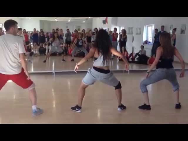 Let's move √v^√♥ Urban Latin Dance ®eggaeton