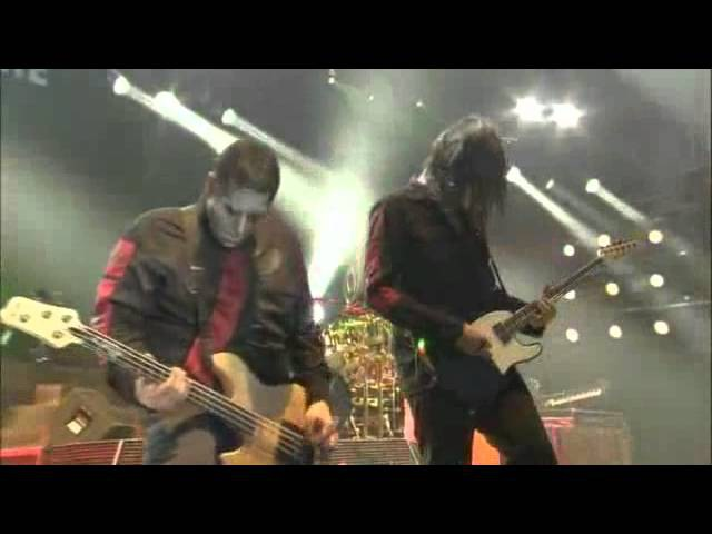 Slipknot Vermillion Live Download Festival 2009