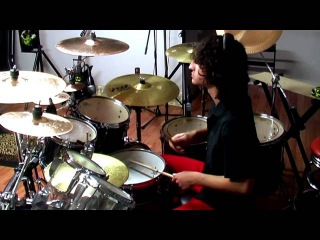 Toto - Rosanna - Drum Cover by Josh Gallagher