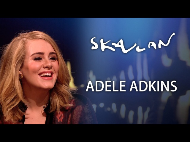 Interview with Adele - The bigger your career gets, the smaller your life gets | SVTNRKSkavlan