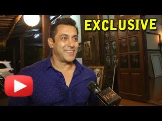 Salman Khan - EXCLUSIVE Interview For Prem Ratan Dhan Payo