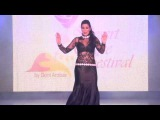 Chanel Ema Arobas Belly Dance - Desert Rose Festival 2016