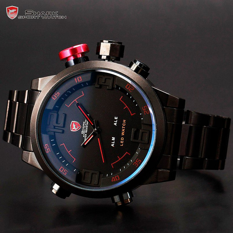 🔥Часы для Сильных Мужчин! Спортивные часы SHARK ▰▰▰▰▰▰▰▰▰▰▰▰▰▰▰▰▰▰▰▰▰▰▰▰▰▰▰▰