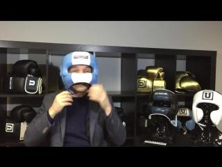 Как подобрать размер бамперного боксерского шлема Ultimatum Boxing