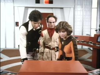 Jason of Star Command s01e01x16 Attack of the Dragonship 1978 Русский АО (Трамвай-фильм)