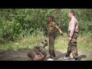 Казачья боевая традиция. Сергей Колюшенко. Семинар - Кулымга