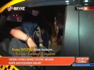 Kivanc Tatlitug ( beyaz TV-28 .5 .2015)