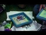 Второй Межгалактический Чемпионат по плетению из резиночек