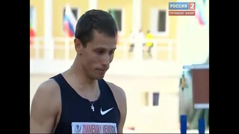Yuriy Borzakovskiy 800m 1 43 99 Znamensky Memorial 2011 - www.MIR-LA.com