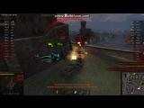 Убил два танка одним выстрелом!