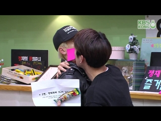 151123 GOT7 100 seconds mission @ KBS Cool FM KISS THE RADIO
