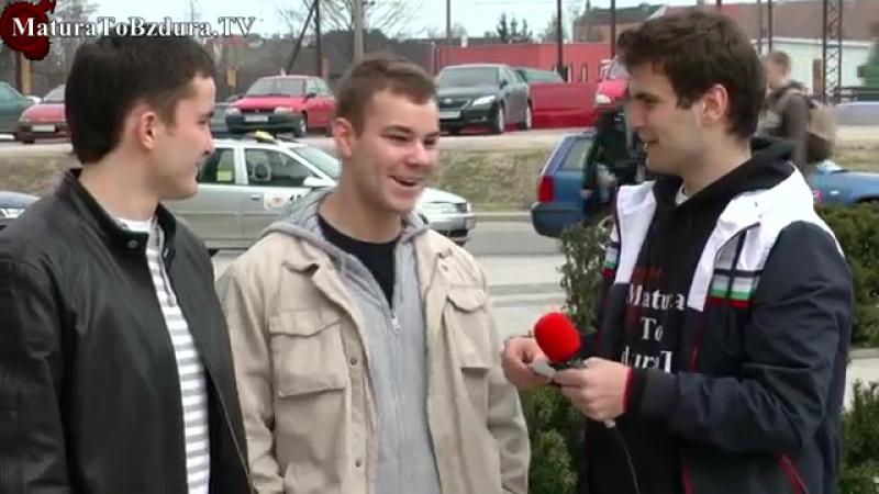 PALCEM PO MAPIE ŚWIATA (Польский видеоблог – Матура То Бздура)