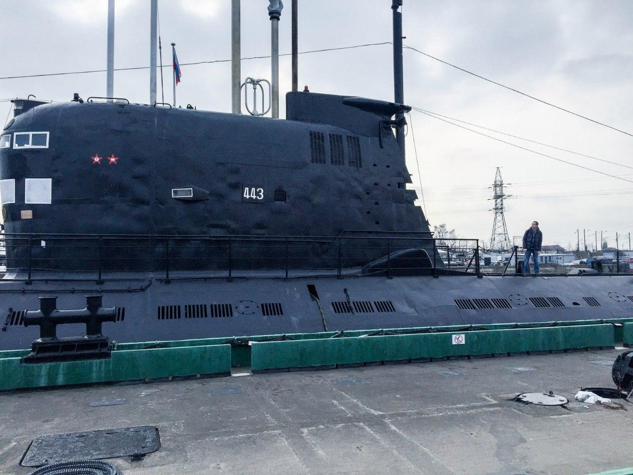 Как устроена военная подводная лодка?