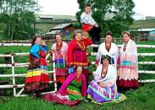 Сохранить традиционную культуру народа – значит сохранить себя
