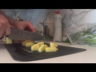 Обзор Ножа Hiroo Itou
