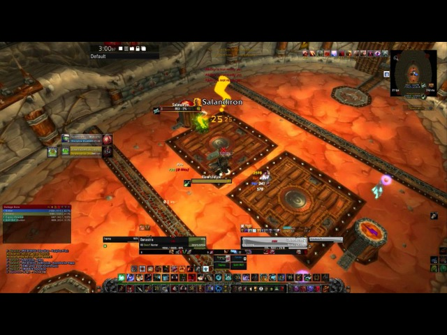 3.3.5 BM Hunter Enh Shaman Beastcleave 2v2 arena