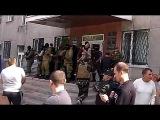 Красноармейск 11.05.14. Фашисты сорвали референдумNazis frustrated referendum