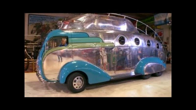 Decoliner Custom Built - Jay Lenos Garage