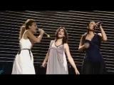 Luce Laura Pausini,Irene Grandi y Elisa - Amiche Per l'Abruzzo
