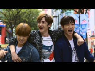 [Видео] 2РМ @ LOTTE DUTY FREE: The beginning of a lyrical journey in Seoul ENG (full ver.)