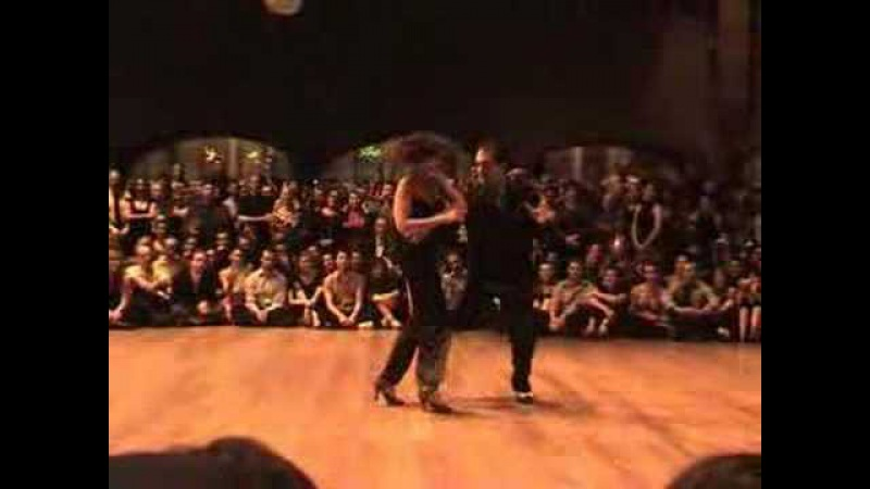 Gustavo Naveira y Giselle Anne - Pavadita (Tangomagia)