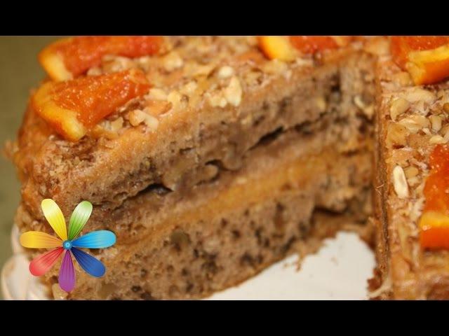 Постный потрясающий торт - Все буде добре - Выпуск 561 - Все будет хорошо 09.03.2015