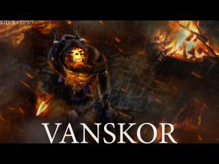 VANSKOR - Clinkz vol.259 [Dota 2 MMR]