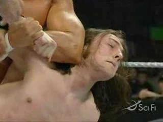 Colin Delaney vs Chavo Guerrero