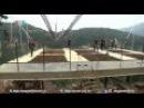 Trung Quốc Cây cầu sàn kính dài nhất thế giới
