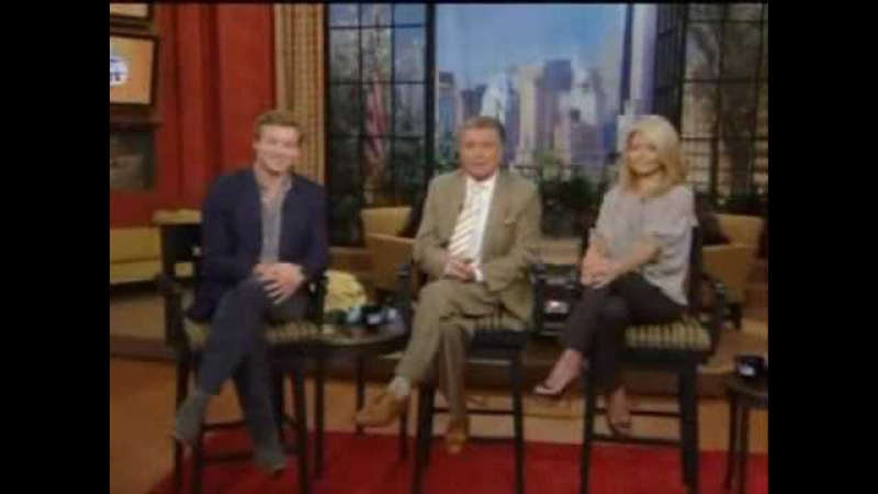 Simon Baker Live with Regis and Kelly (051809)