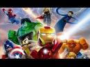 Прохождение игры Lego marvel super heroes, 1 миссия.