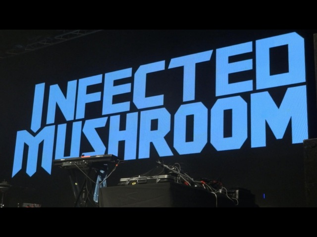 Infected Mushroom - Live @ YOTASPACE, Moscow 03.10.2015 (Full Show)