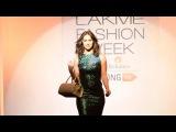 Лорен Готтлиб Lakme Fashion Week Winter/Festive 2015