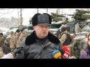 Олександр Турчинов Збройним силам та Нацгвардії передано на озброєння нову військову техніку