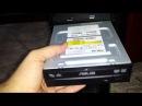 Unboxing Gravador e Leitor de DVD Asus 24x DRW 24F1ST BLK B AS Atualização do meu PC
