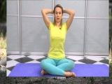 Упражнения для шеи   ЙОГА против остеохондроза часть 2