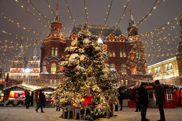 Собянин: «Путешествие в Рождество» – самый масштабный международный новогодний проект, Москва, Сергей Собянин
