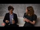 Гиллиан и Пол Раст отвечают на вопросы «Tv Guide»