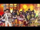 Yamamoto Sayaka, NMB48, Go Hiromi - Sexy You (Monroe Walk) (150729 FNS Uta no Natsu Matsuri)