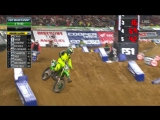 AMA Supercross 2016. Round 7. Dallas. Part 2